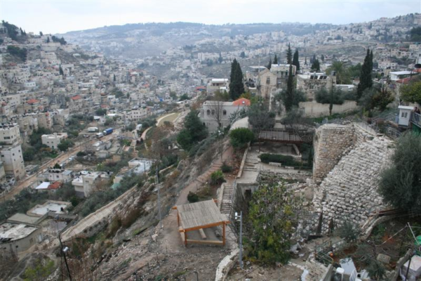 Virtual Tour of City of David/Silwan